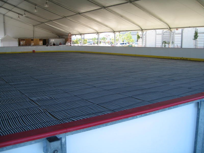 Brentwood Holiday On Ice Rent Portable Ice Skating Rinks