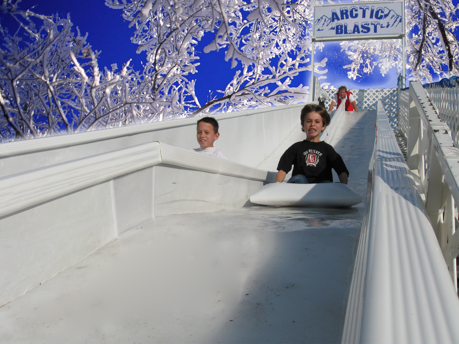 Ice Slide Rental